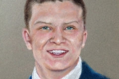 Portrait-of-a-young-man-pastel-Tanger
